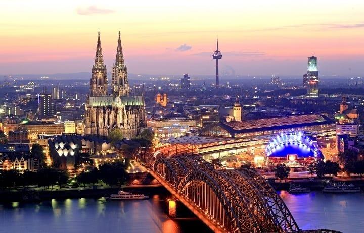 نهر الدانوب فيينا - اجمل الاماكن في فيينا