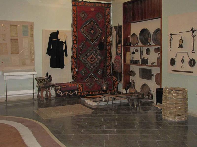 المتحف التاريخي في كوتايسي - السياحة في كوتايسي
