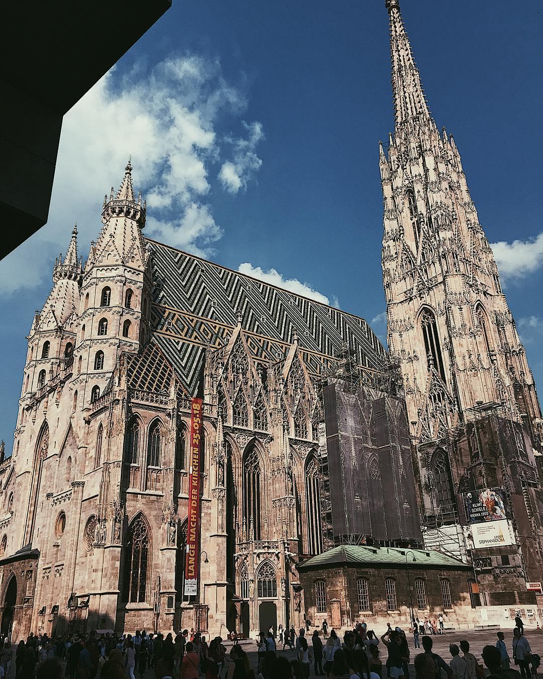 كاتدرائية فيينا - افضل الاماكن السياحية في فيينا