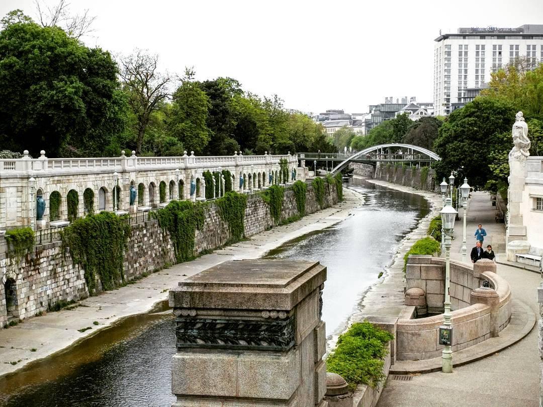 حديقة شتاد في فيينا - السياحة في فيينا