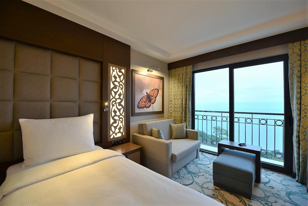 فنادق في اوردو
