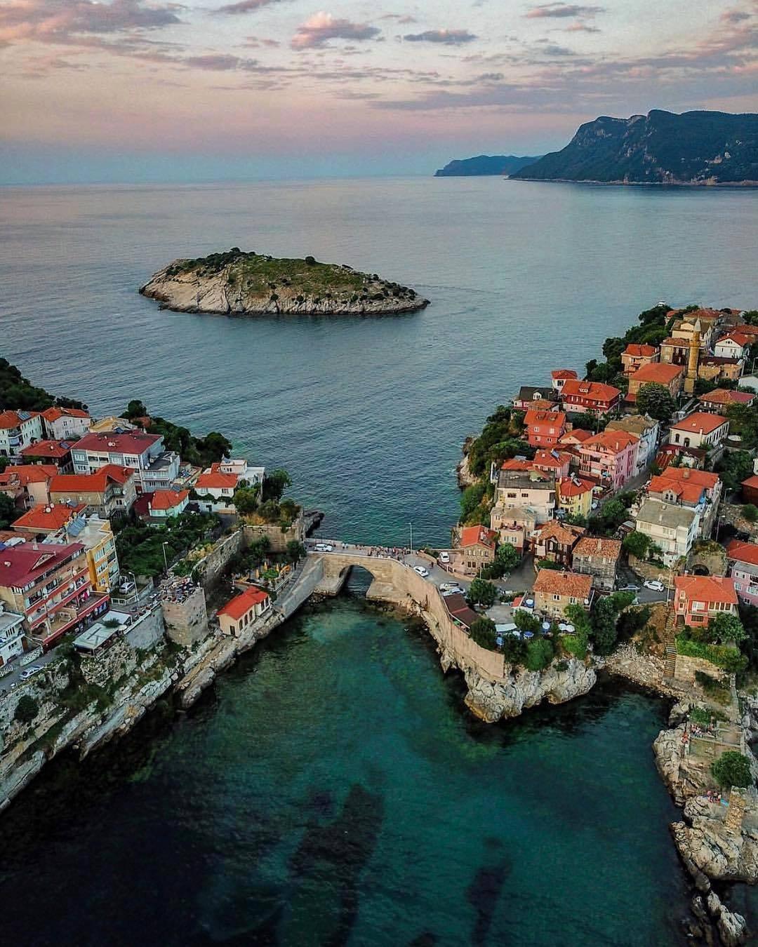 اماسرا تركيا - اجمل مناطق تركيا