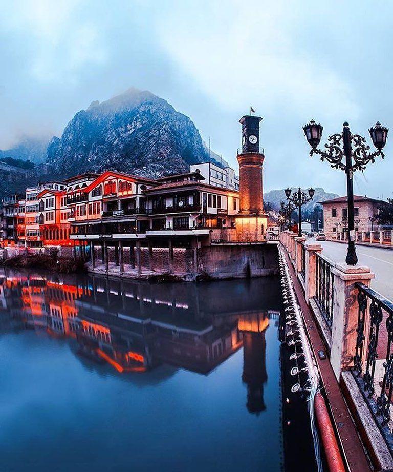 اماسيا تركيا - السياحة في تركيا