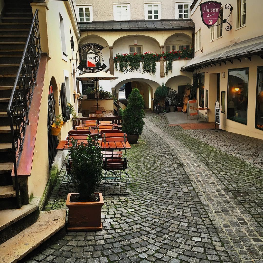 المدينة القديمة سالزبورغ - افضل الاماكن في سالزبورغ