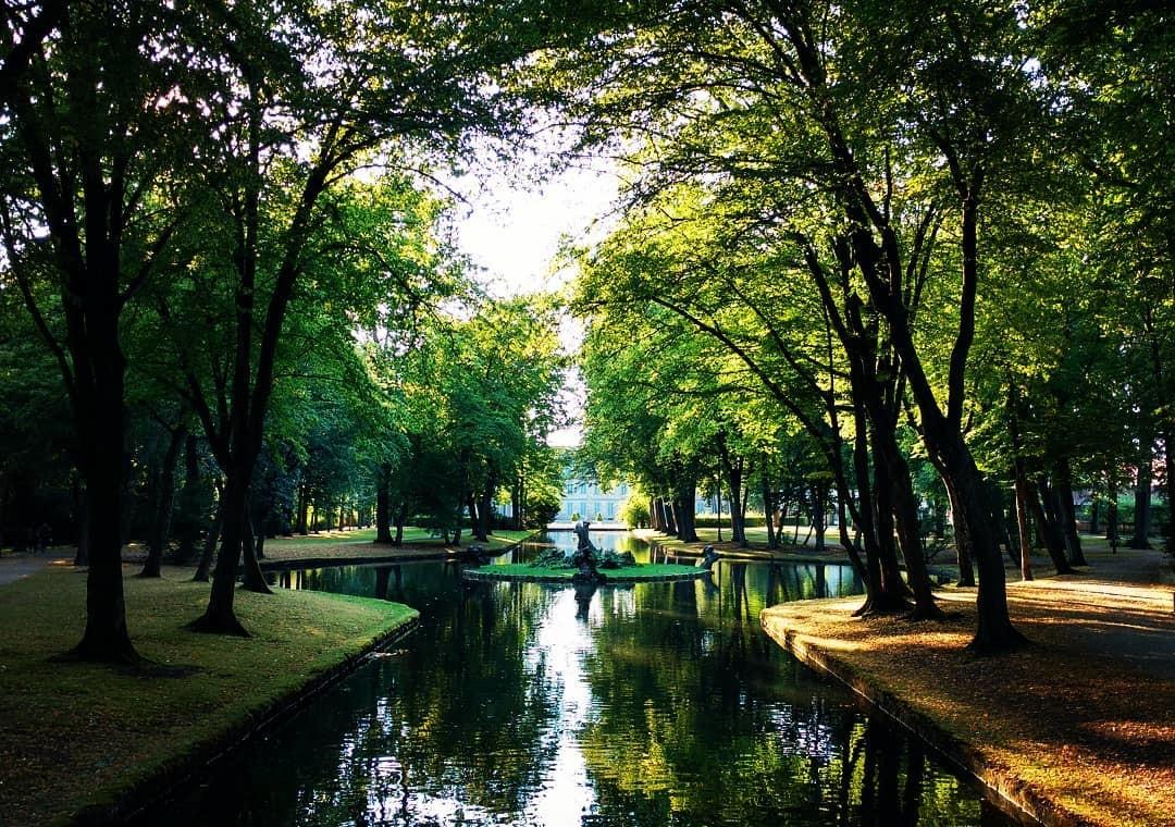 حديقة هوفجارتين - افضل الاماكن في انسبروك