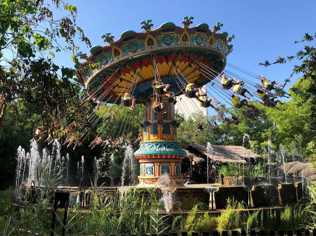 متنزه إسلا ماجيكا - السياحة في اشبيلية