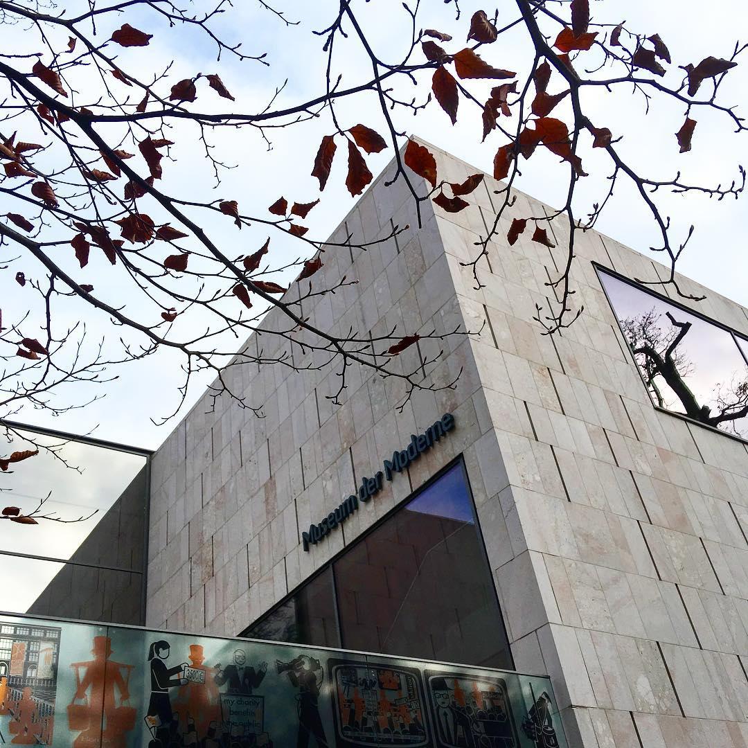 متحف الفن الحديث سالزبورغ