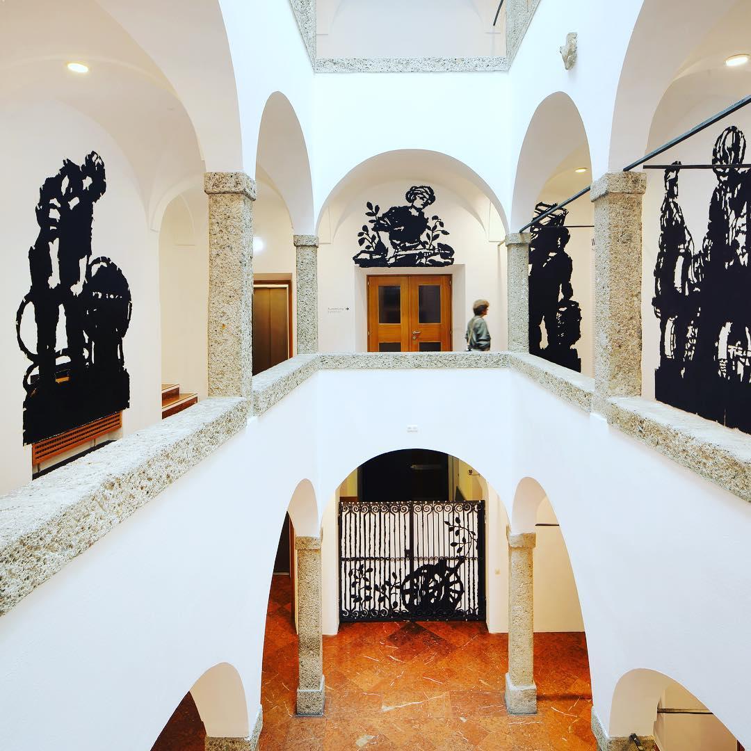 متحف الفن الحديث سالزبورغ الاماكن السياحية في سالزبورغ