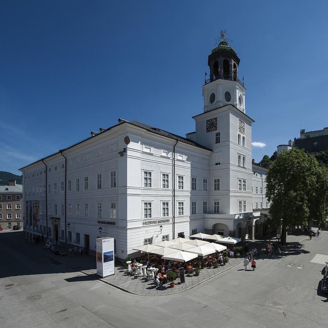 متحف سالزبورغ - اماكن سياحية في سالزبورغ