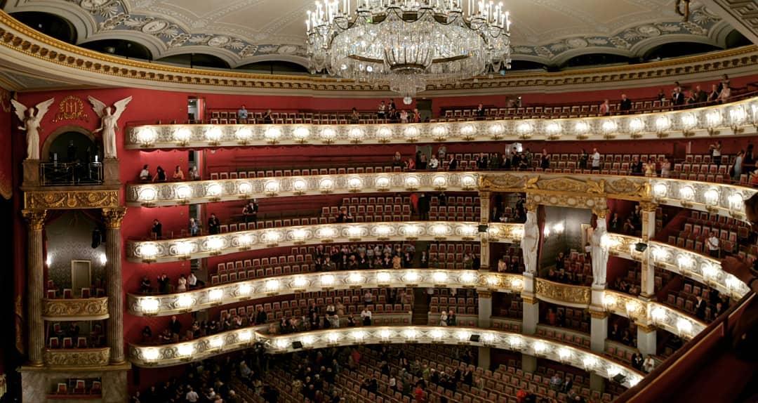 دار الاوبرا فيينا - افضل الاماكن السياحية في فيينا