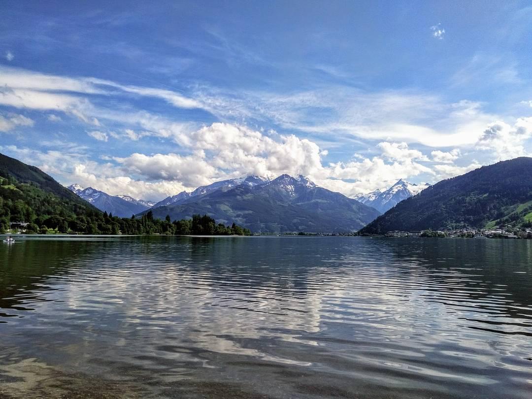 بحيرة زيل - اماكن سياحية في النمسا