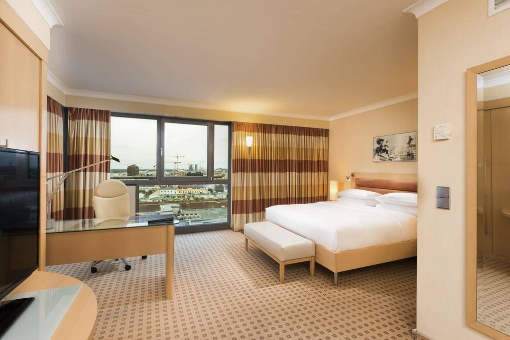 فندق هيلتون فيينا - افضل فنادق في فيينا