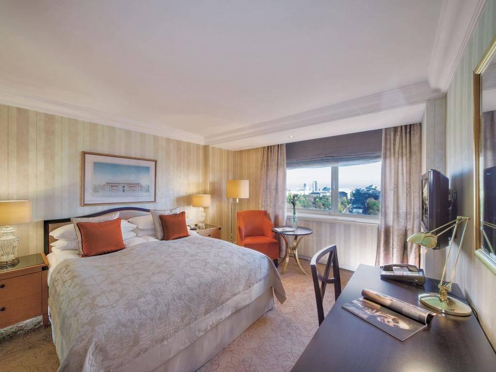 فندق انتركونتيننتال فيينا - افضل الفنادق في فيينا