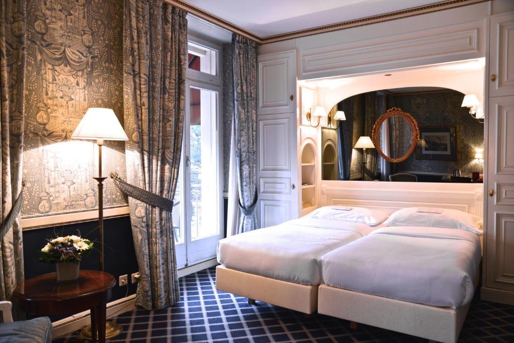 افضل فنادق في لوزان سويسرا