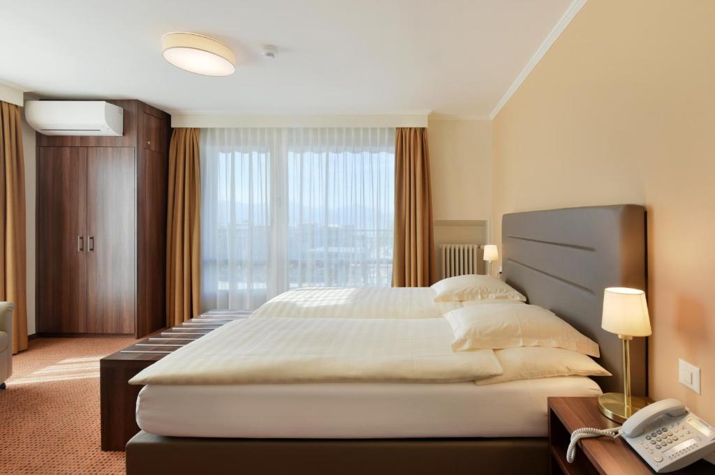 افضل فندق في لوزان سويسرا