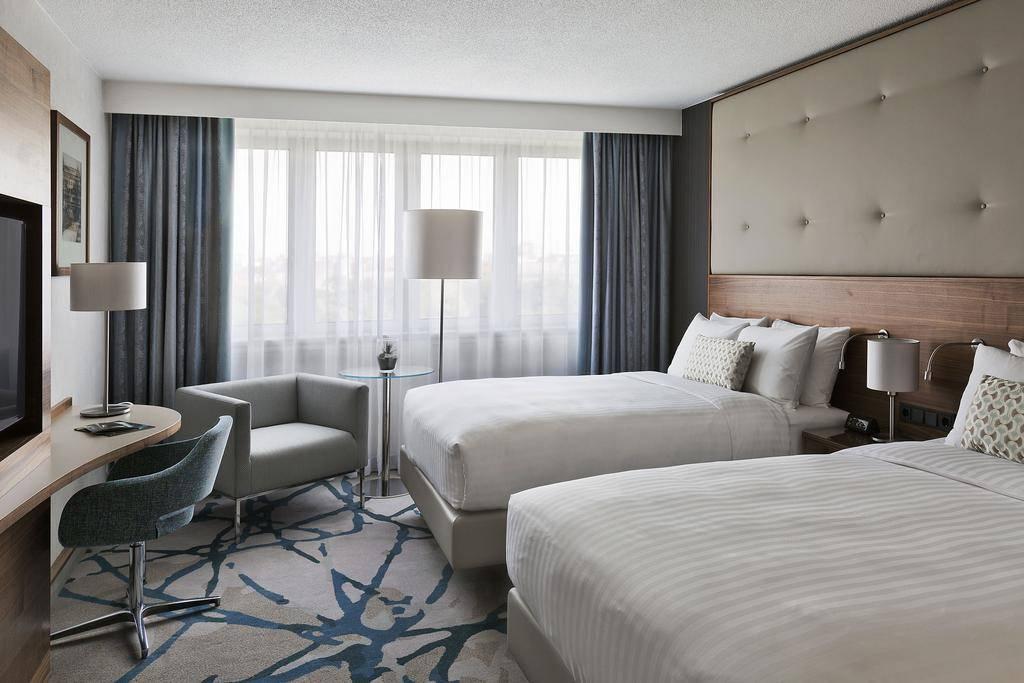 فندق ماريوت فيينا - السياحة في فيينا
