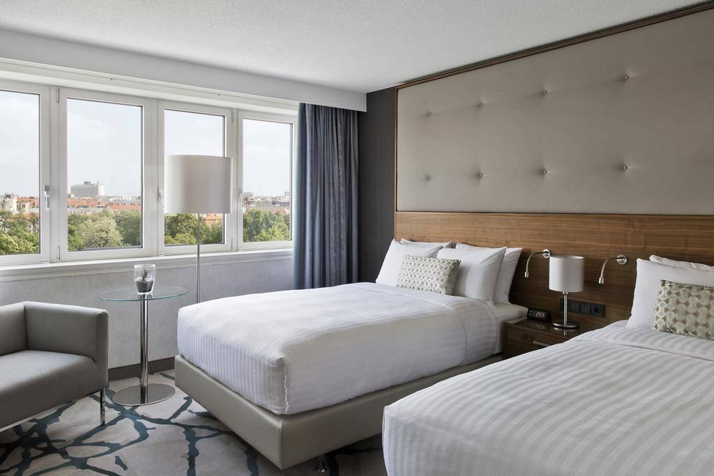 فندق ماريوت فيينا - افضل فنادق في فيينا