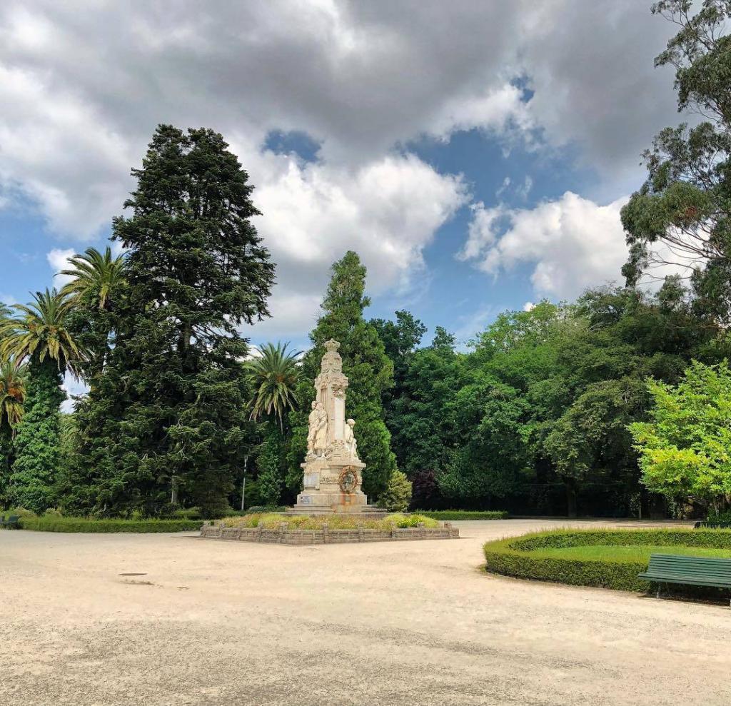 حديقة ألاميدا ماربيا - اماكن سياحية في ماربيا