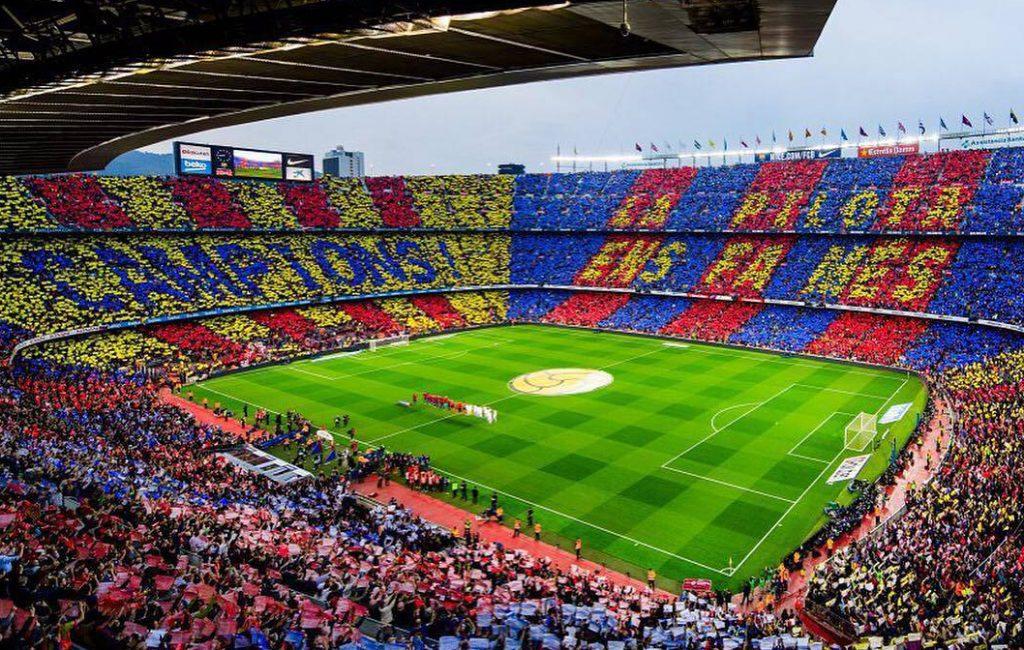 ملعب كامب نو - السياحة في برشلونة