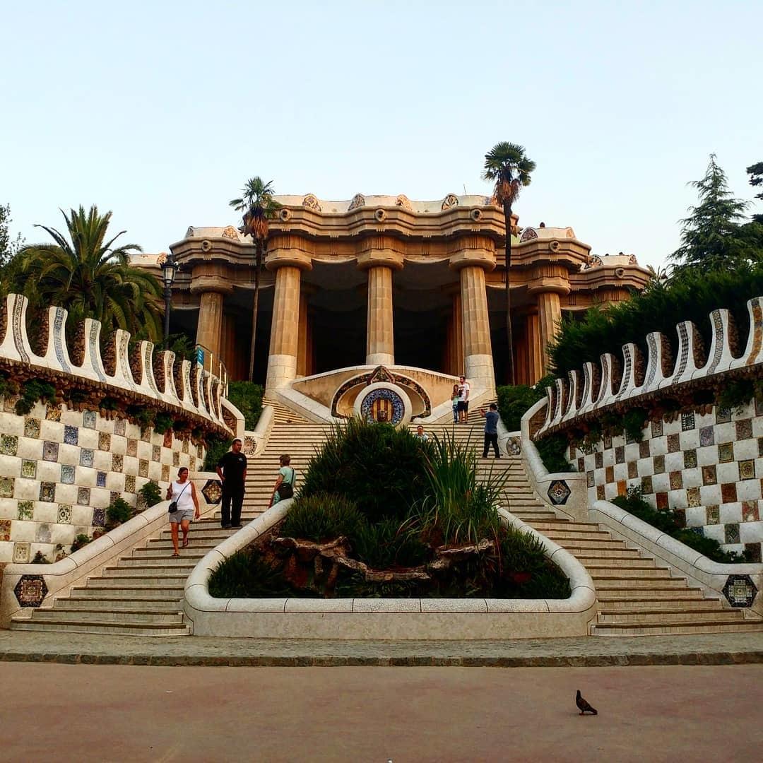 حديقة جويل برشلونة - السياحة في برشلونة