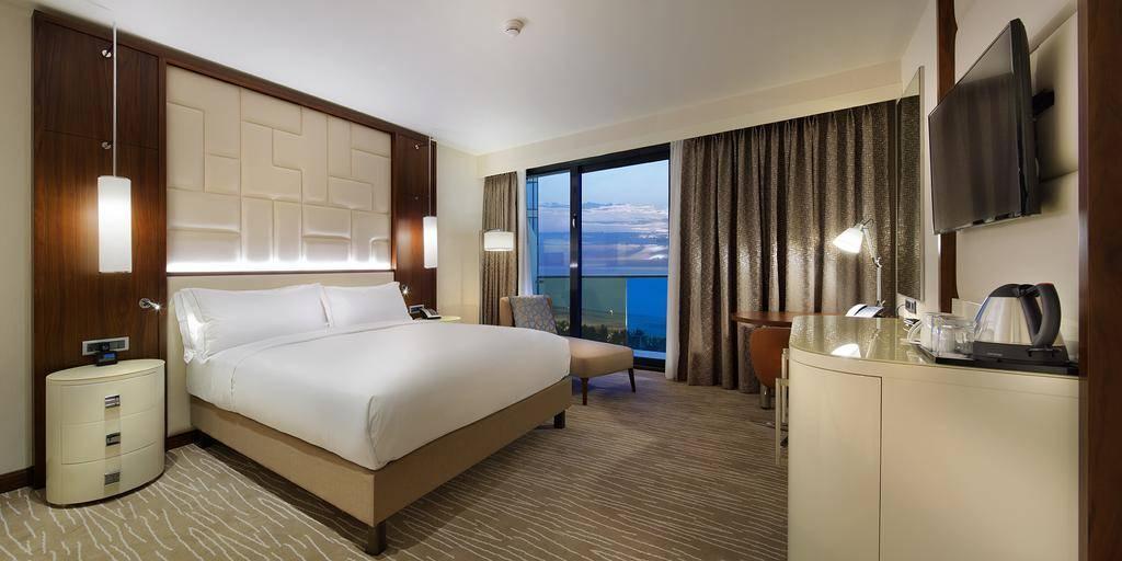 فندق هيلتون باتومي - افضل فنادق باتومي على البحر