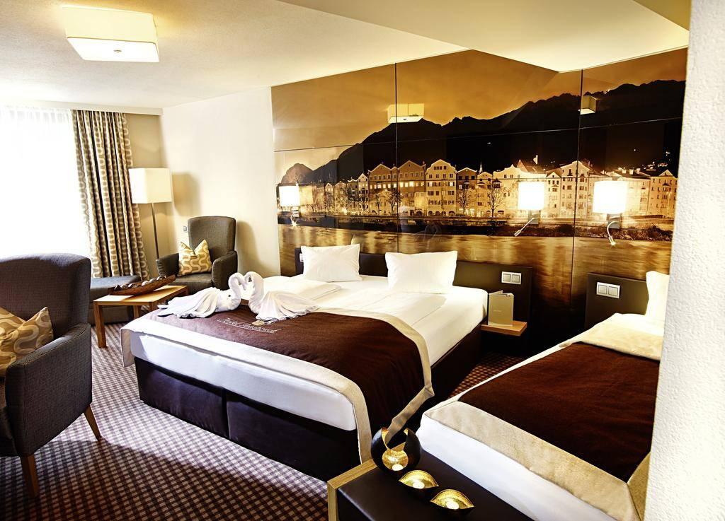 فندق انسبروك النمسا - افضل فندق في انسبروك