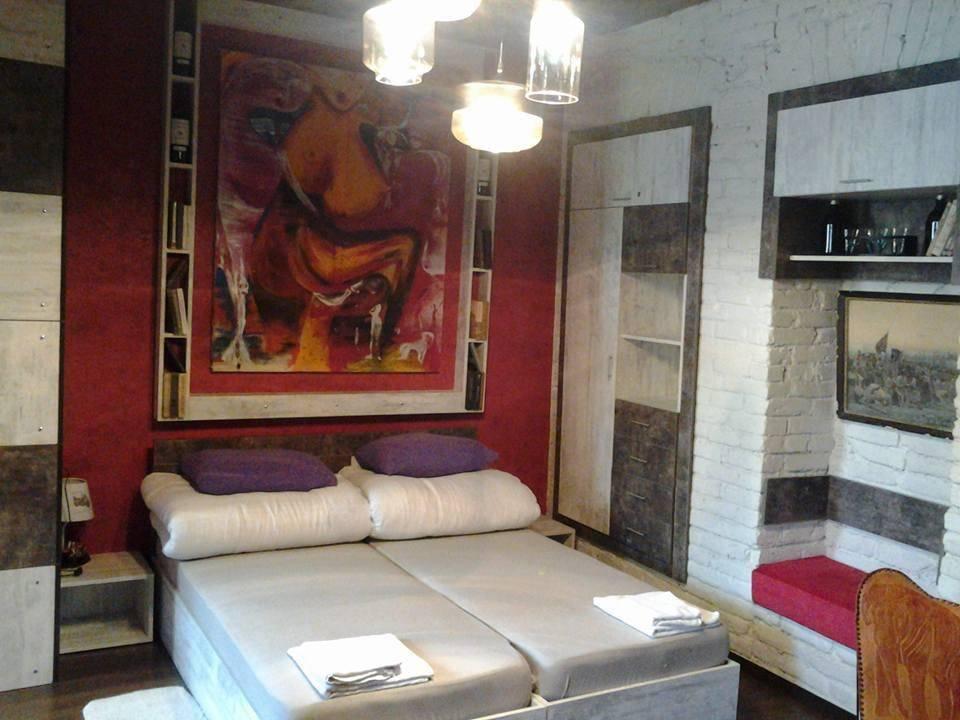 شقق فندقية في تبليسي