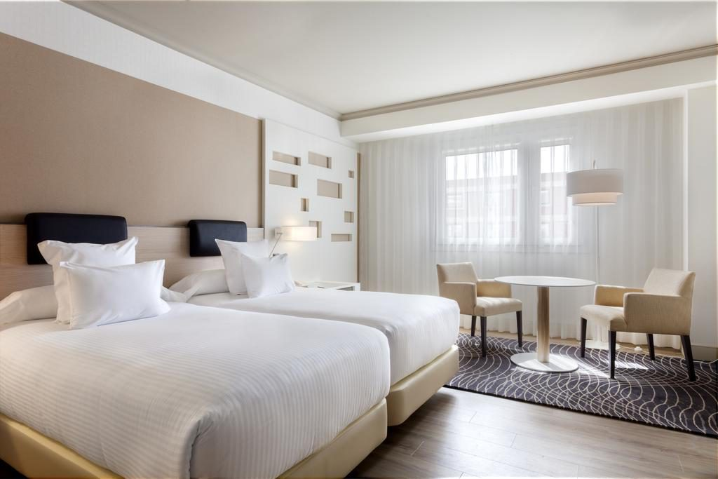 فندق ماريوت مدريد - افضل فنادق مدريد