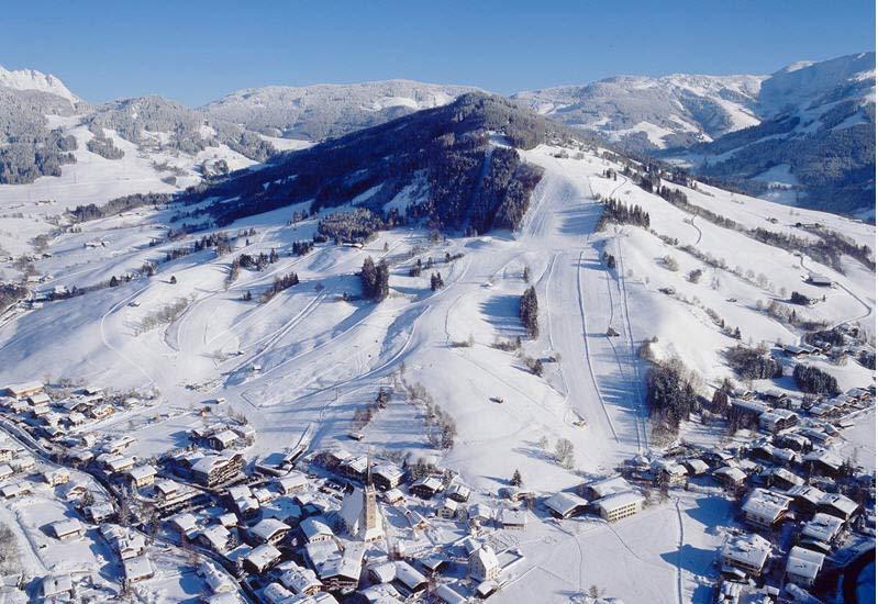 قرية ماريا الم النمسا - الشتاء في النمسا