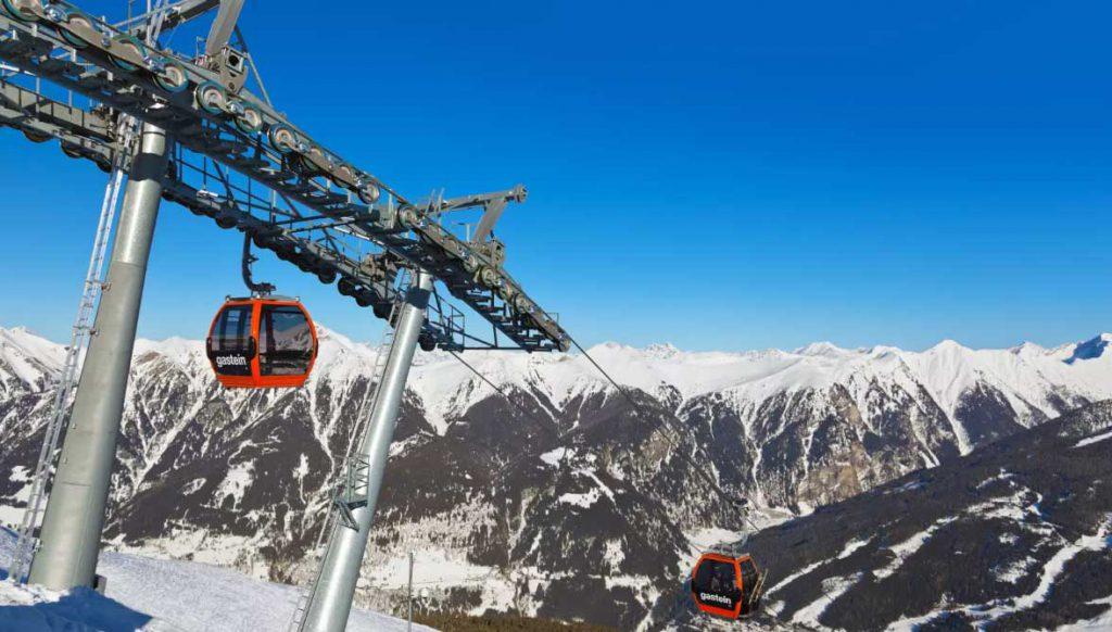 الشتاء في النمسا