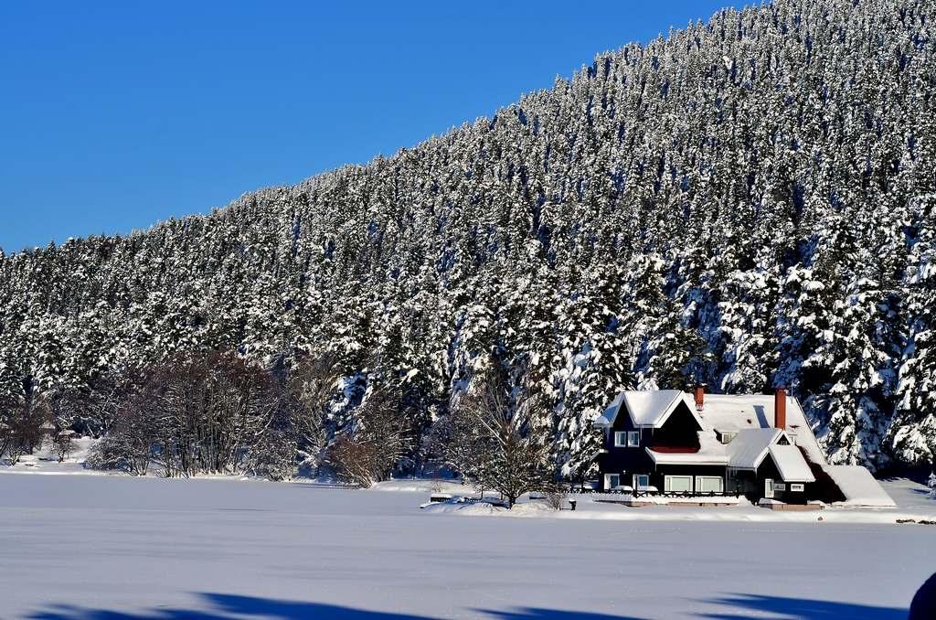 بولو تركيا في الشتاء - السياحة في تركيا في الشتاء