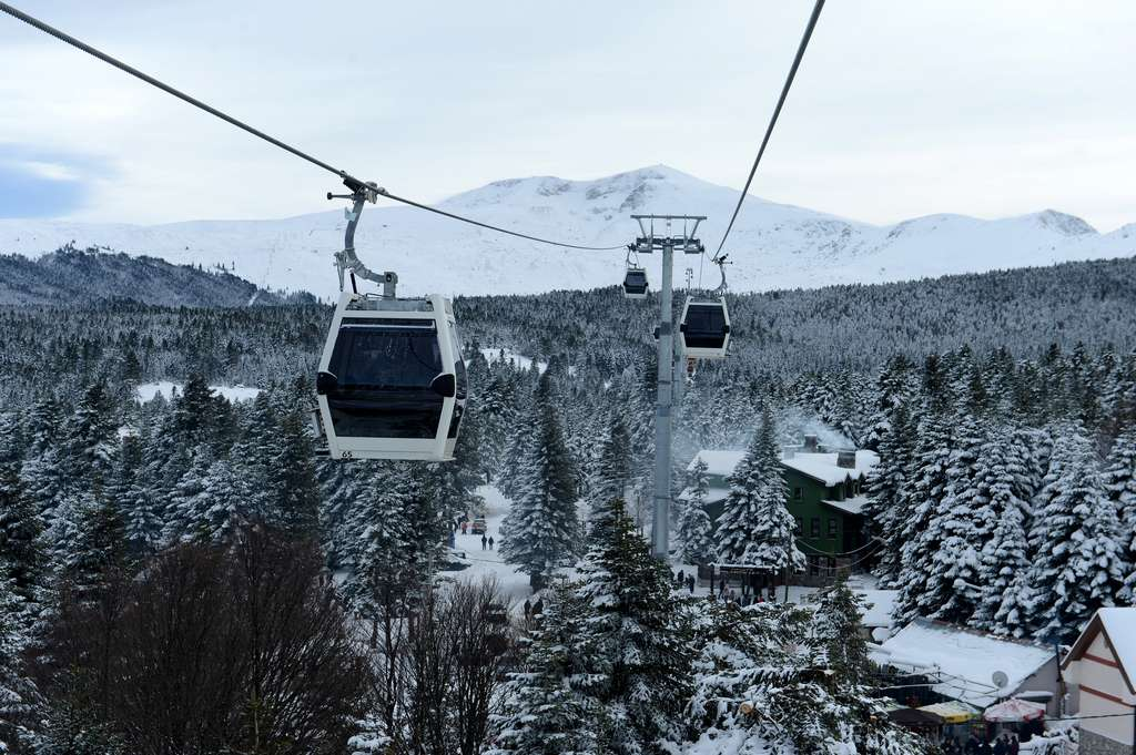 بورصة تركيا في الشتاء - السياحة في تركيا في الشتاء
