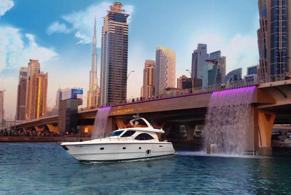 القناة المائية دبي
