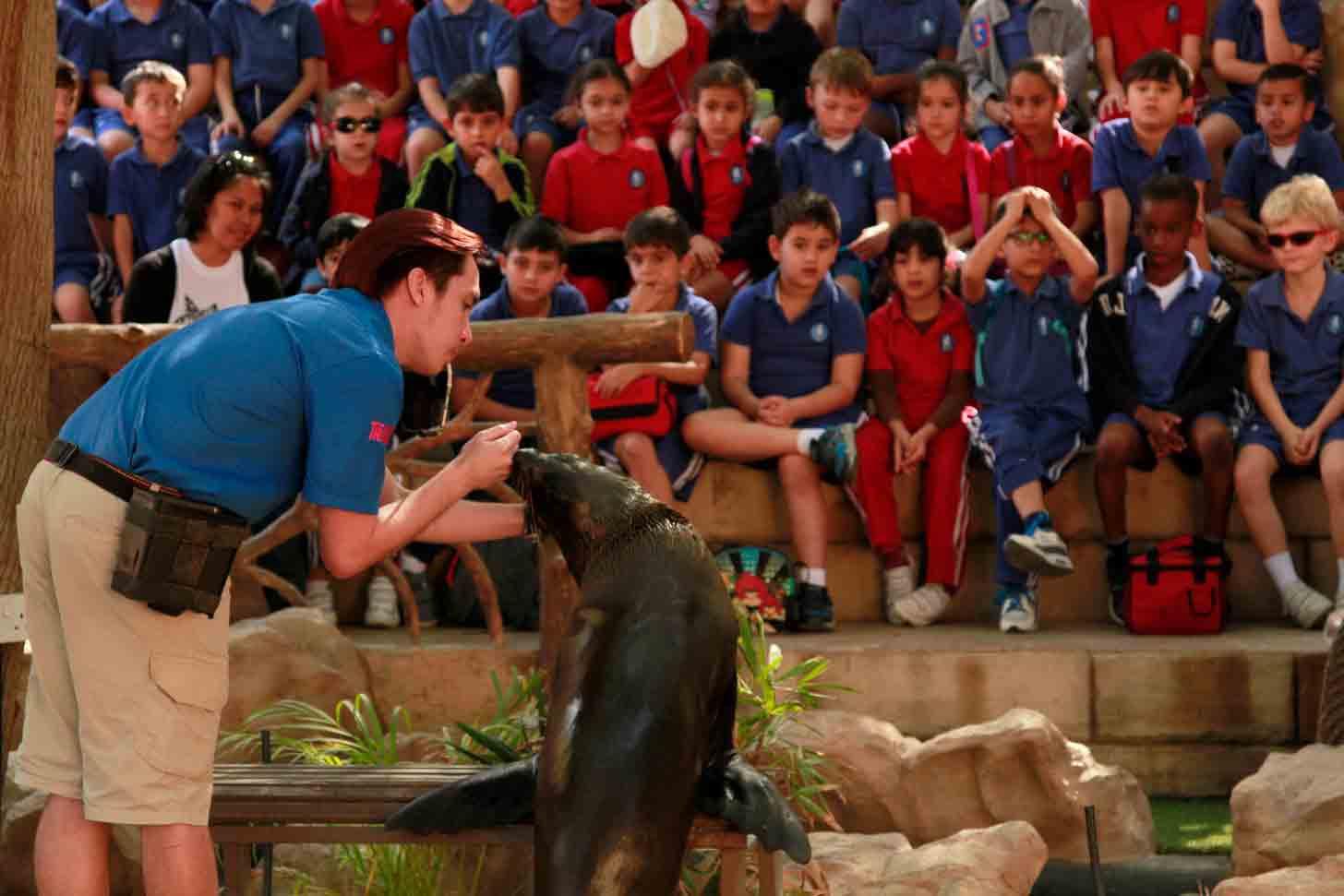حديقة حيوان الامارات