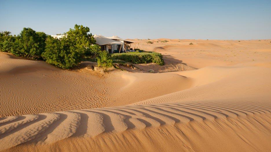 محمية دبي الصحراوية