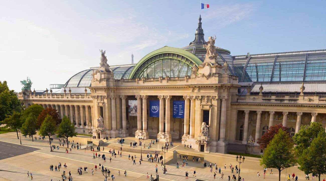 متحف القصر الكبير باريس