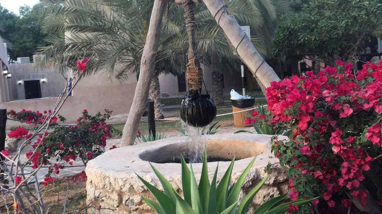 قرية التراث في ابوظبي