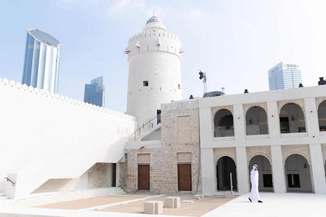 افضل الاماكن في ابو ظبي
