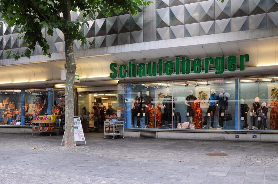 التسوق في انترلاكن