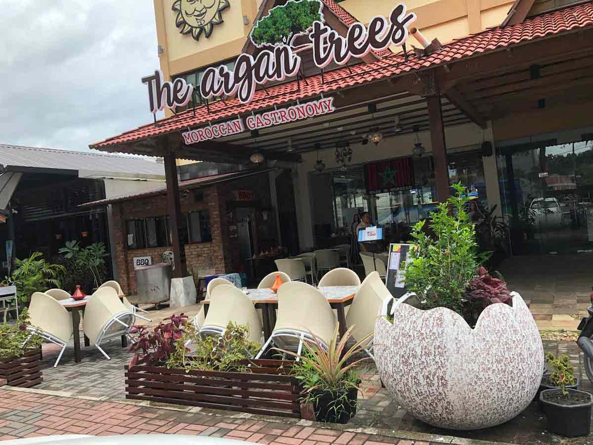 المناطق السياحية في لنكاوي