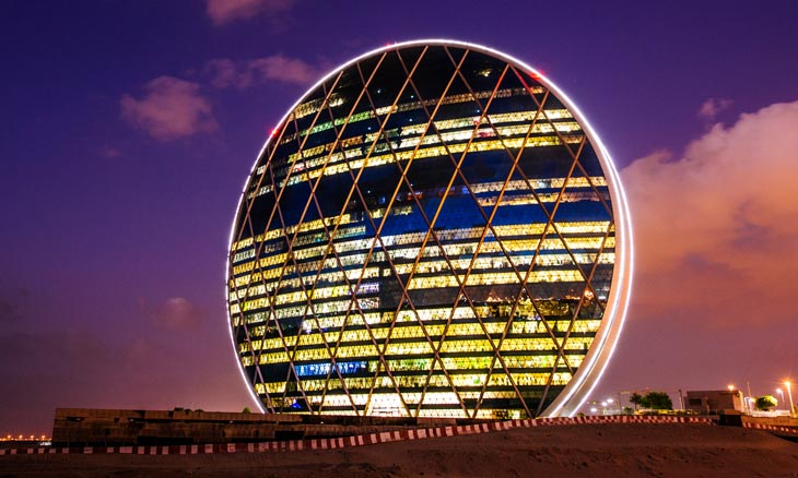 برج الدار ابوظبي