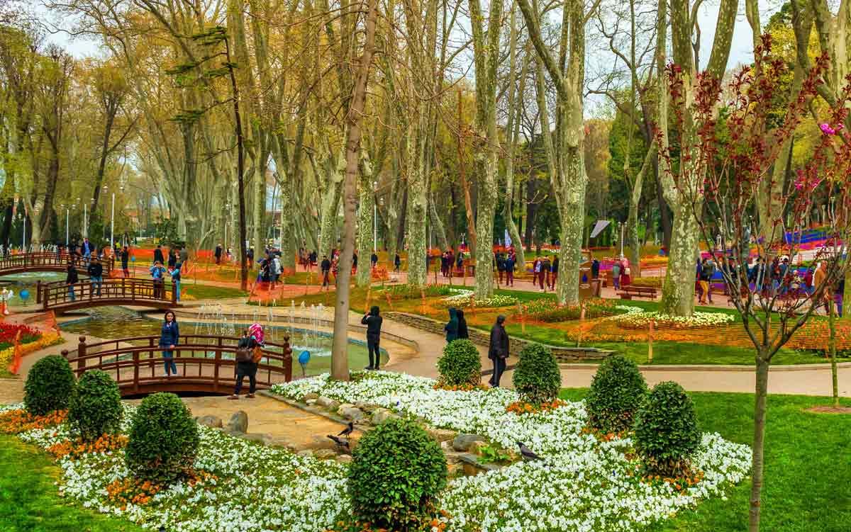 اجمل اماكن السياحة في اسطنبول