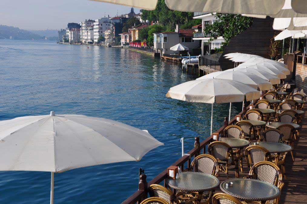 مطعم اوبا اسطنبول