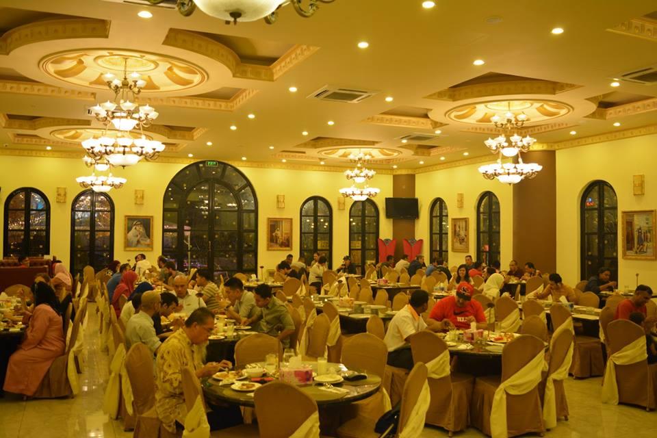 مطعم القلعة كوالالمبور