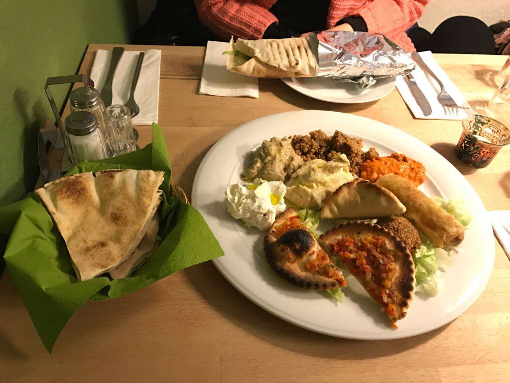 مطاعم زيورخ