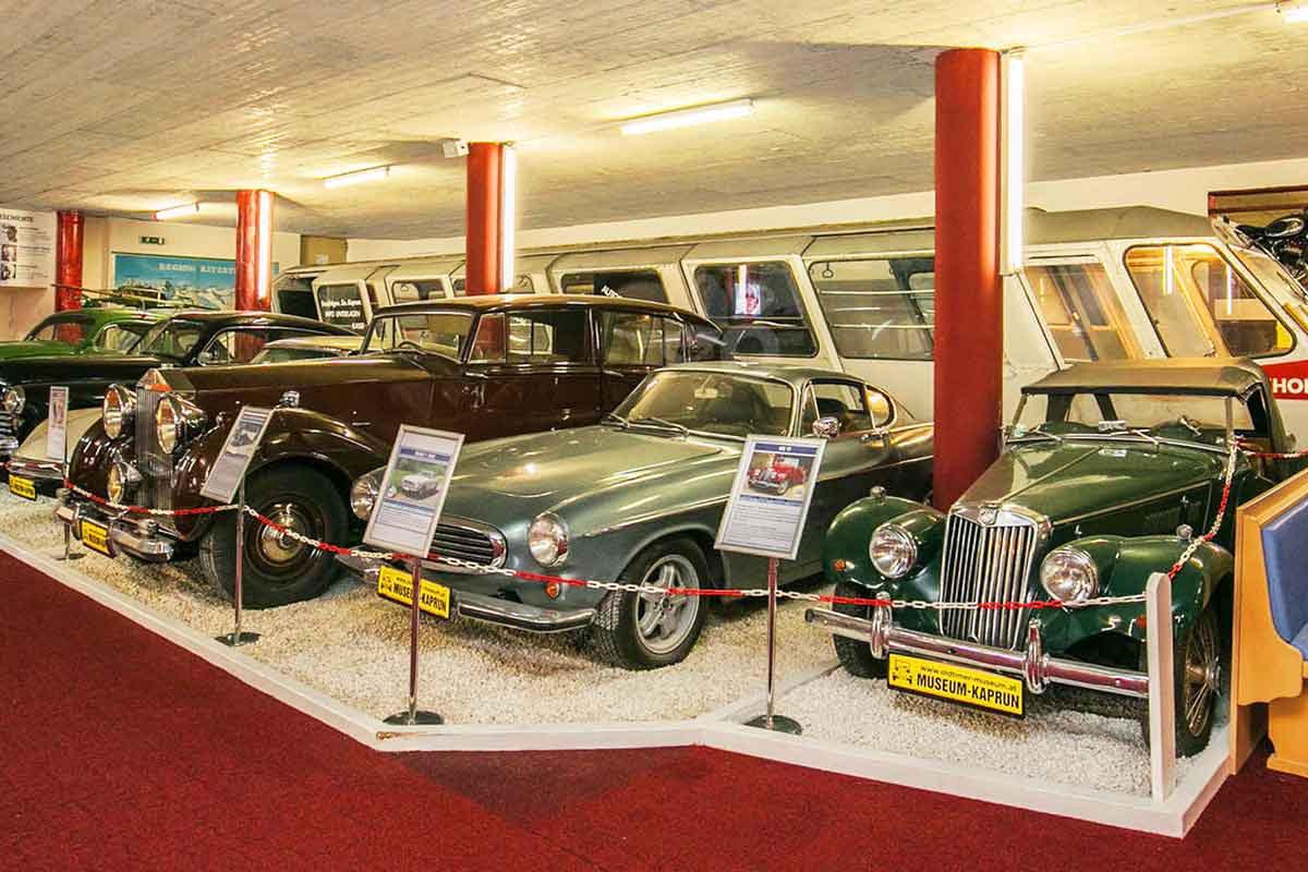 نتيجة بحث الصور عن متحف فوتر للسيارات