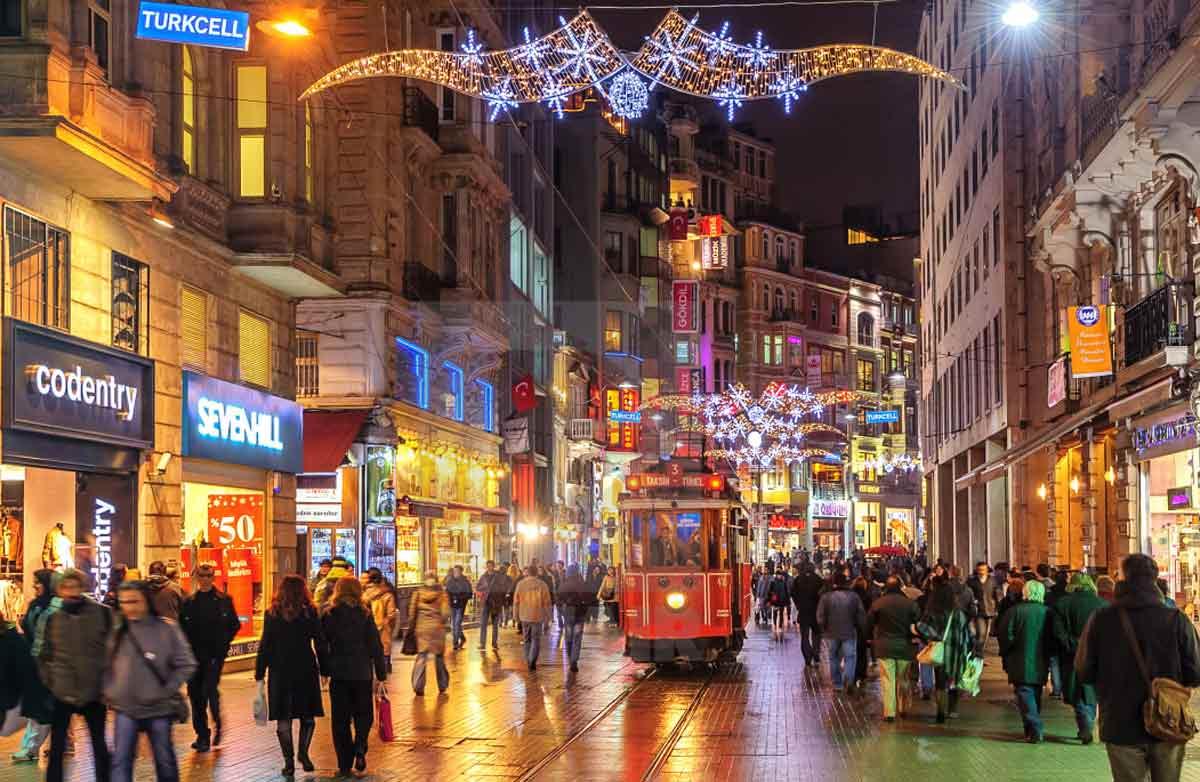 افضل الاماكن السياحية في اسطنبول
