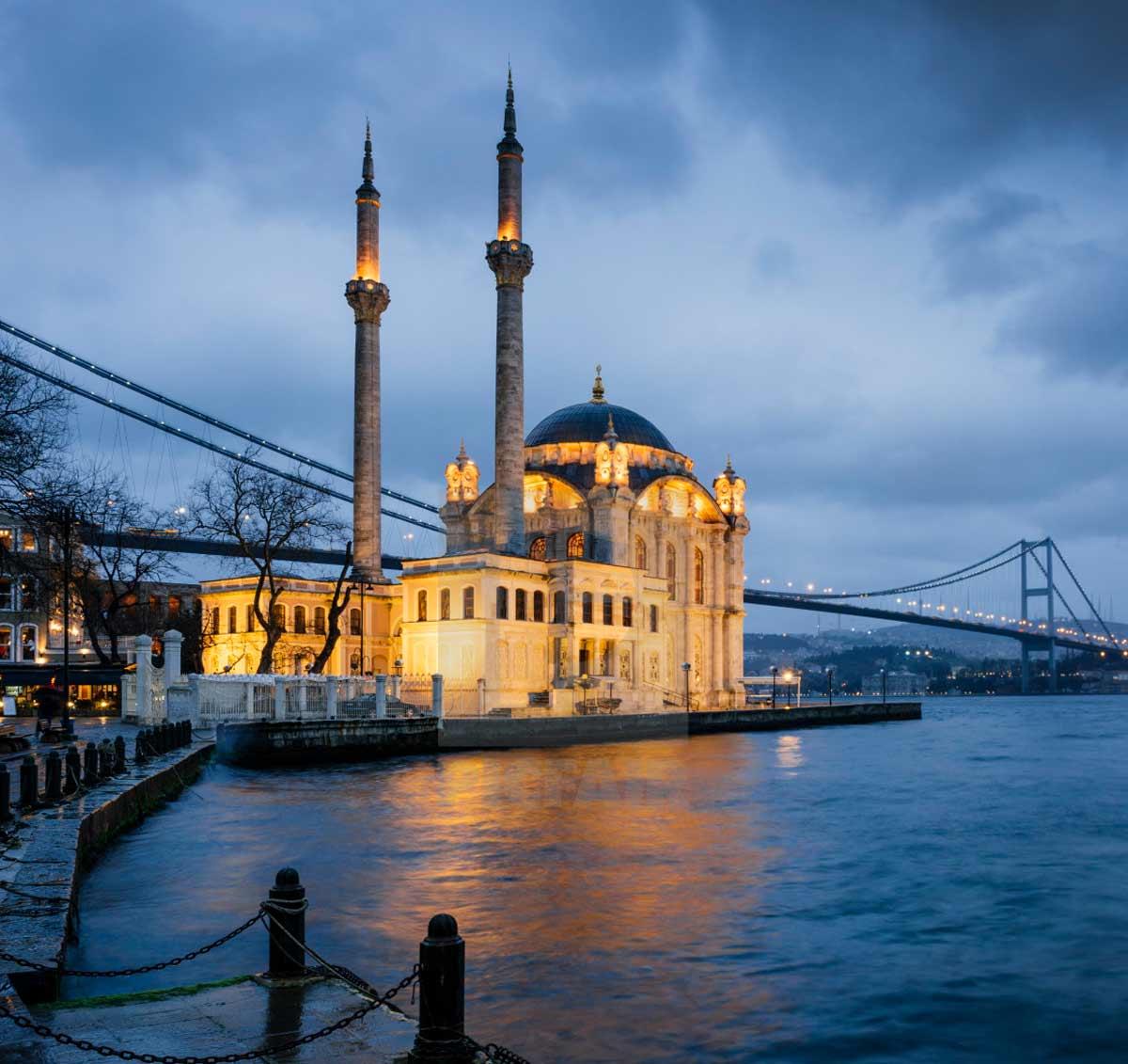 اجمل الاماكن السياحية في اسطنبول