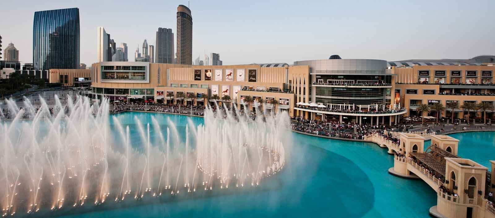 افضل مولات دبي