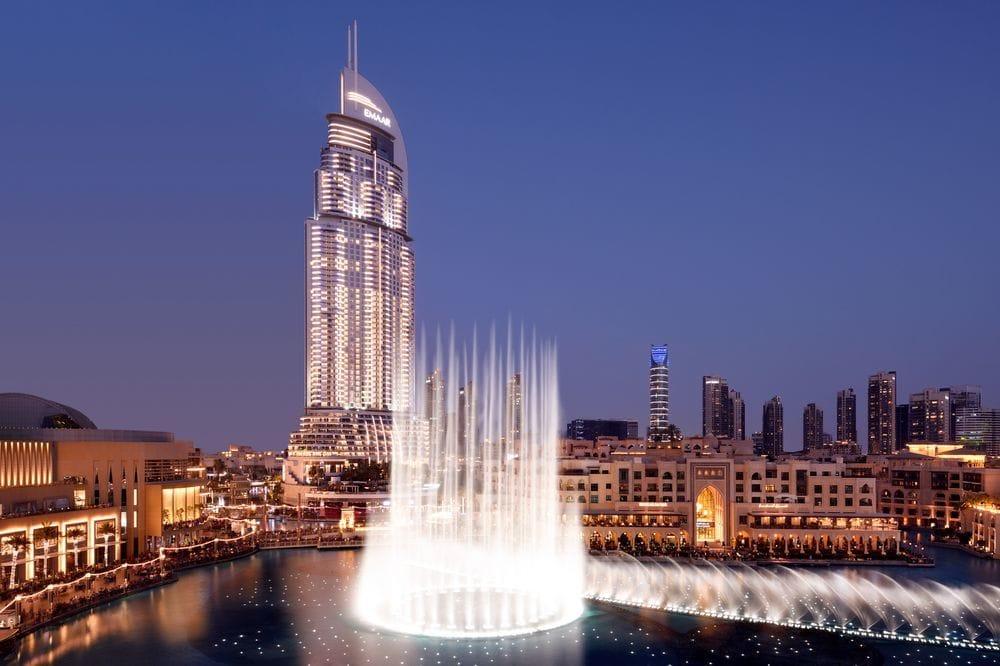 اماكن ترفيهية في دبي